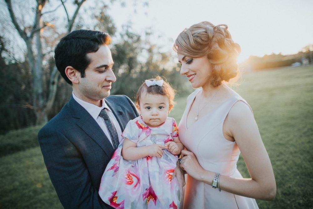 stylish family portraits
