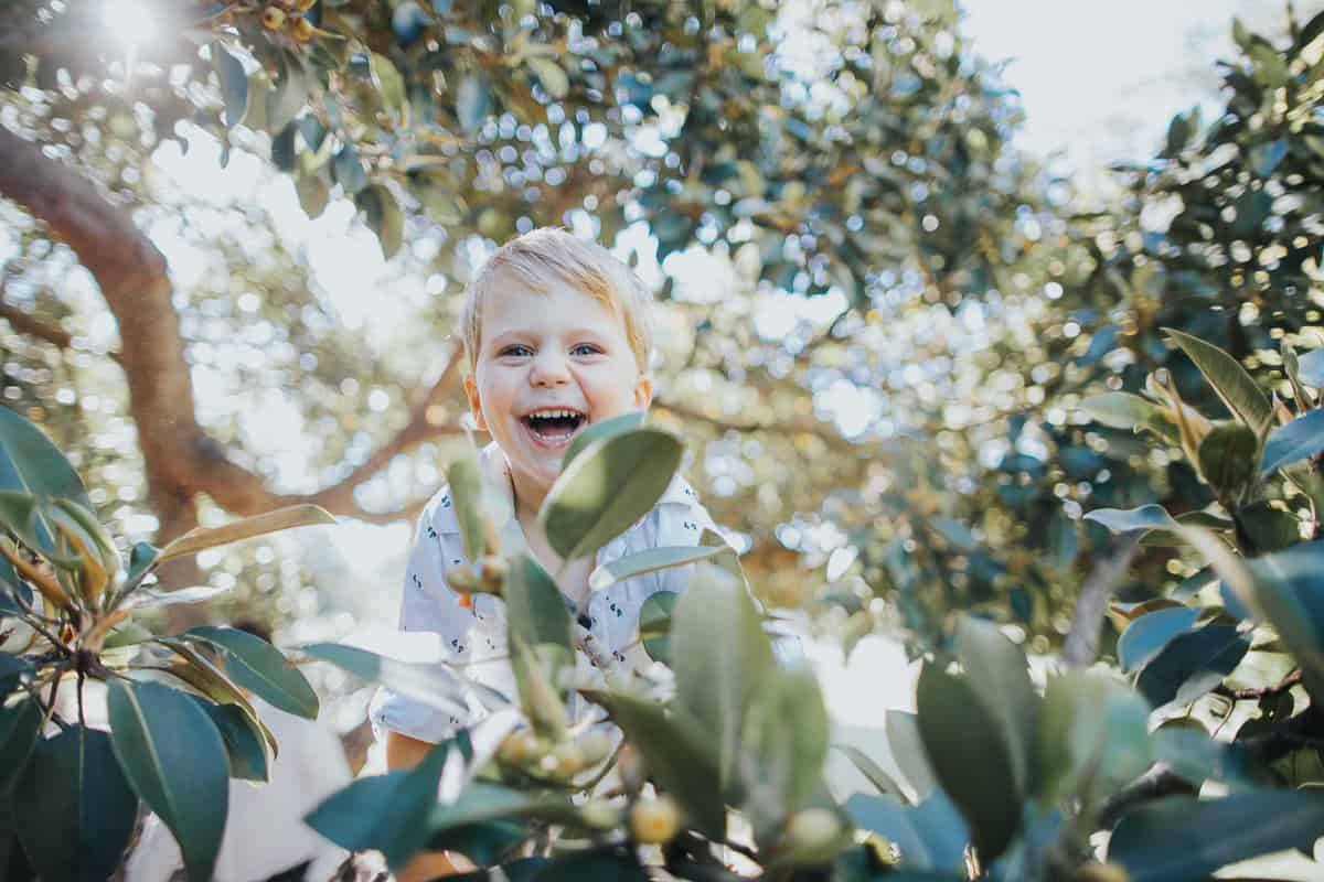 best melbourne family photographers - outdoor photo shoots in natural light